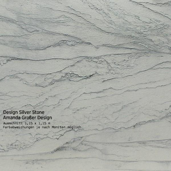 Sandstein-Design Silver Stone