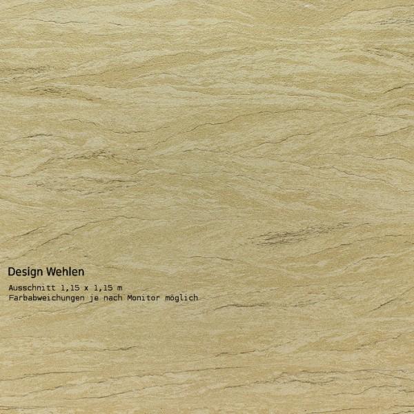 Flexibler Sandstein / Sandsteintapete Wehlen Muster
