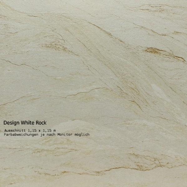 Sandstein Design White Rock