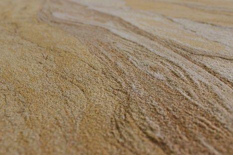 Sandsteintapete die Produkteigenschaften im Überblick