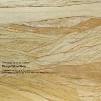 Sandsteintapete Yellow River