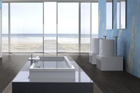 Sandsteintapete im Badezimmer Renovieren und Fliesen überkleben leicht gemacht