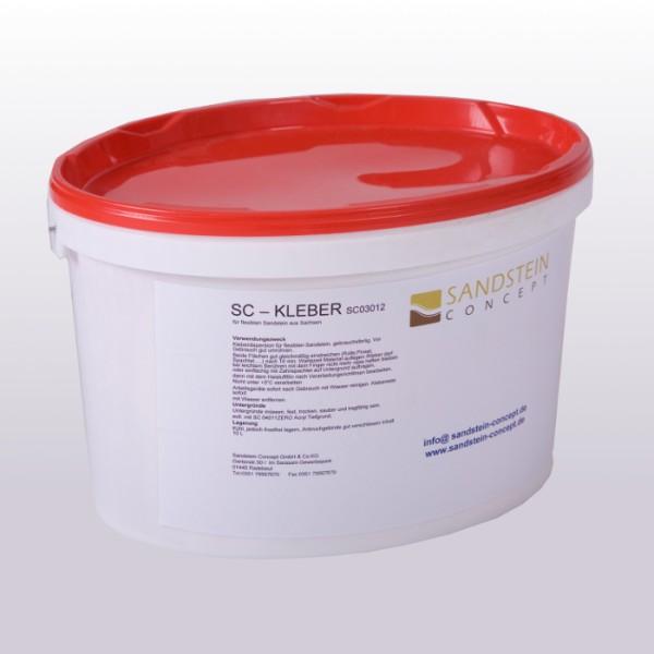 SC Fertigkleber 1,5 kg