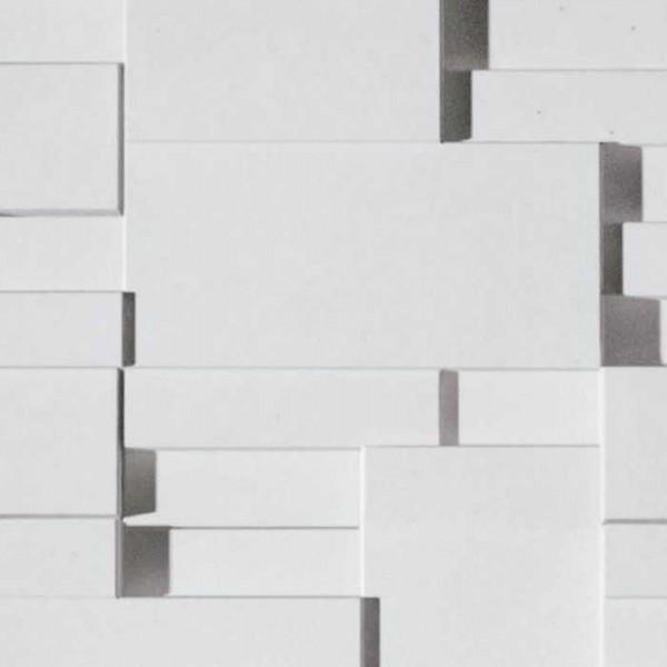 Gran Geométrico Blanco Italia - Wandpaneele - Life Style Kollektion